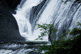 Fukuroda Falls, one of the three great waterfalls of Japan